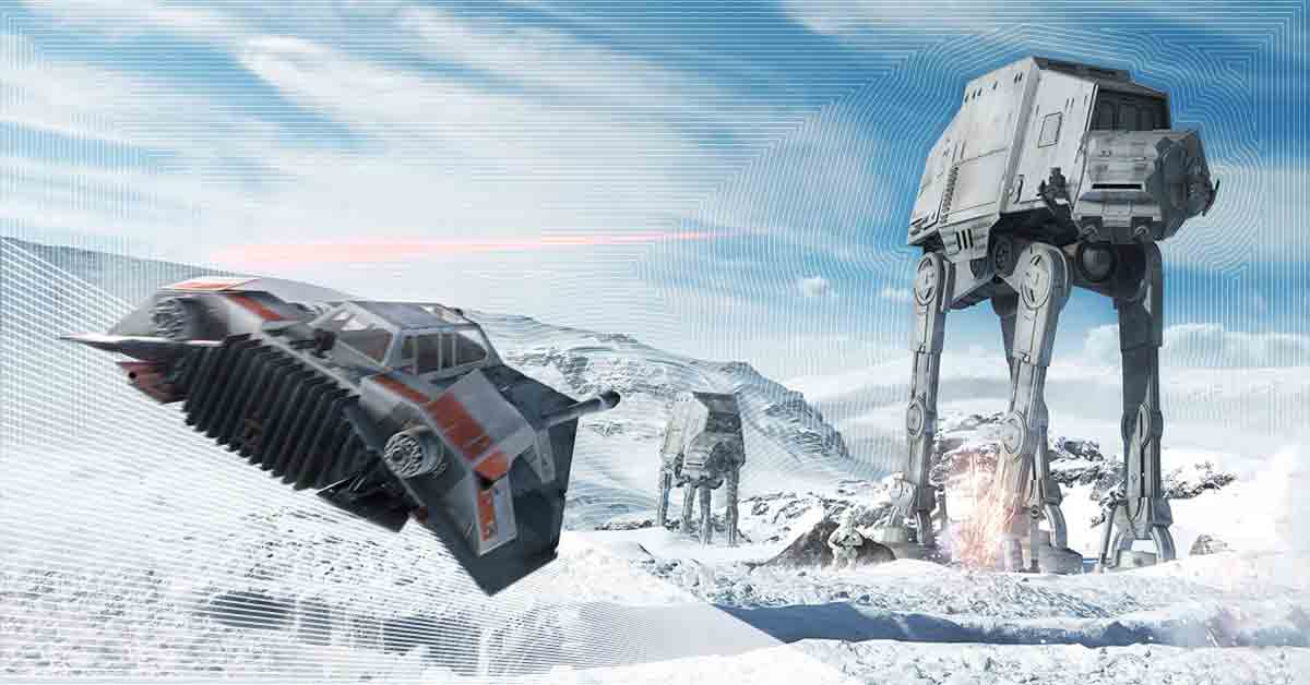 Realidad Virtual y Star Wars: La Batalla de Hoth